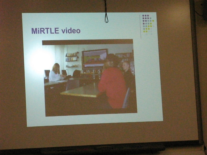 MiRTLE video