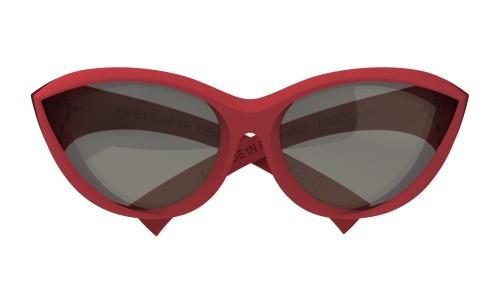 3D pq eyewear by Ron Arad, image by pq eyewear